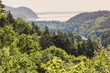 Panorama of Fundy National Park