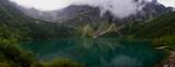 Morskie Oko Lake in Tatra Mountain, Zakopane, Poland