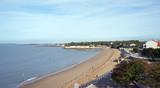 plage et presqu'île de Fouras en Charente maritime