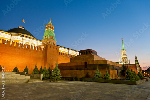 Staande foto Moskou Der Rote Platz in Moskau