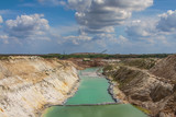 Clay quarry near the town of Pogohy - 180902245