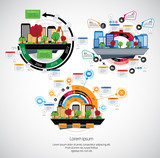 Infographic concept - 180906448