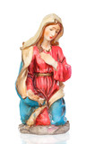 Ceramic figure of the Virgin Mary - 180908084