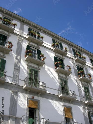 Foto op Aluminium Napels Posillipo Napoli
