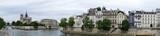Île de la Cité et quai d'Orléans