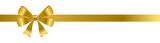 Schleife - Gold (Einzeln) - 180991468