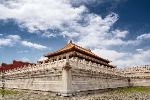 Fototapeta beijing forbidden city