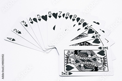 cards плакат