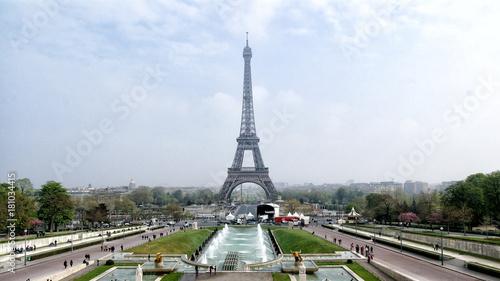 Papiers peints Tour Eiffel Eiffel Tower. Paris, France