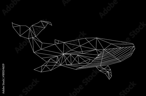 whale abstraction - 181034659