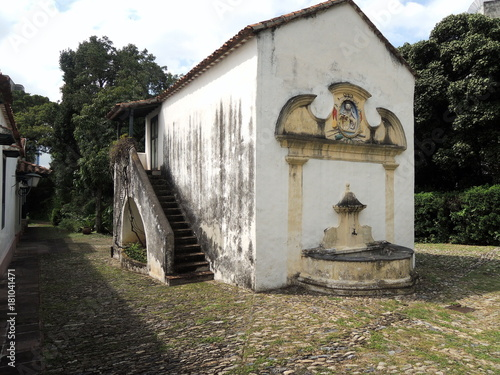 Wall mural Cochera, Quinta Anauco, Caracas, Venezula