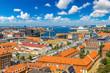 Panorama of Copenhagen