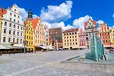 Wroclawr, Market Square
