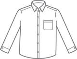 衣類 ワイシャツ - 181087448