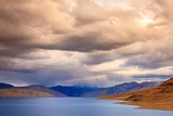 Storm over lake Tso Moriri - 181101271