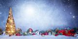 Weihnachten Hintergrund - 181142284