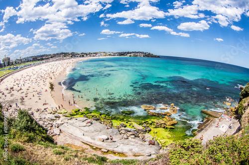 Fotobehang Sydney Bondi beach, Sydney, Australia.