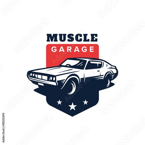 Muscle Car Logo Muscle Car Community Buy Photos Ap Images