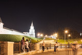 night summer city