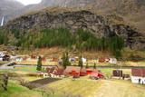 Paysage norvégien - 181323029