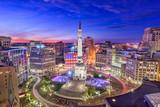Indianapolis, Indiana, USA - 181335662