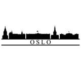 skyline oslo - 181336269