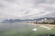 Quadro Ipanema beach view from Arpoador, Rio de Janeiro
