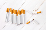 Quit smoking today - 181346880