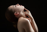 beautiful aroused woman - 181362268
