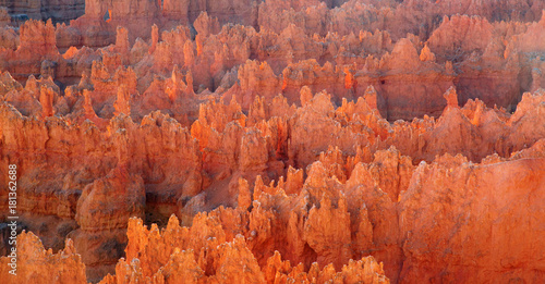 Foto op Canvas Baksteen Bryce canyon