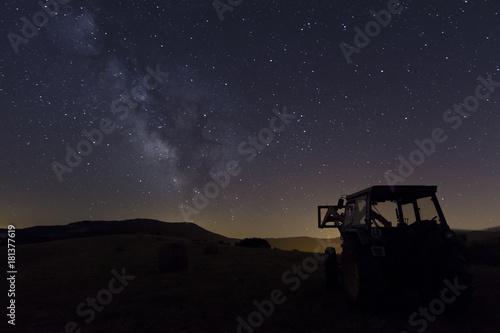 Night photography in the autonomous community of Navarra