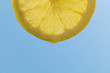 Lemon slice, macro - 181401838