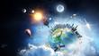 Our unique universe - 181424222