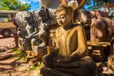 Stone Sculpture Cambodia