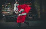 Santa claus portraits and lifestyle - 181448026