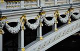 Paris Bridge Alexandre III, France
