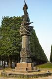 La Pologne à Paris, Monument à Adam Mickiewicz poète et écrivain polonais