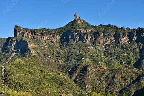 Deurstickers Canarische Eilanden Gran Canaria, Spain