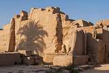Karnak Temple, The ruins of the temple - 181476245