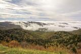 Fog On The Blue Ridge Parkway - 181497675