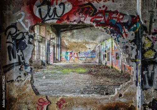 Keuken foto achterwand Graffiti Duvar resimleri