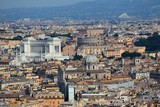 Rome city panoramic view - 181572866