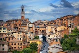 Siena bell tower - 181572890