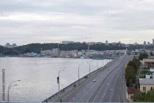 Foto op Canvas Kiev Kiev Ukraine
