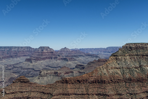 Staande foto Cappuccino View at the Southern Rim of the Grand Canyon in Phoenix, United States of America