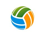 Volley ball athletic