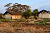 African travel, Sentrim Amboseli Tented Camp Luxury Lodge, Kenya