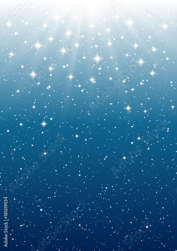 Abstract starry lights vertical background for Your design