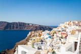 Town of Oia in Santorini - 181662645