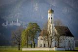 Old church in Bavaria. Germany - 181666882